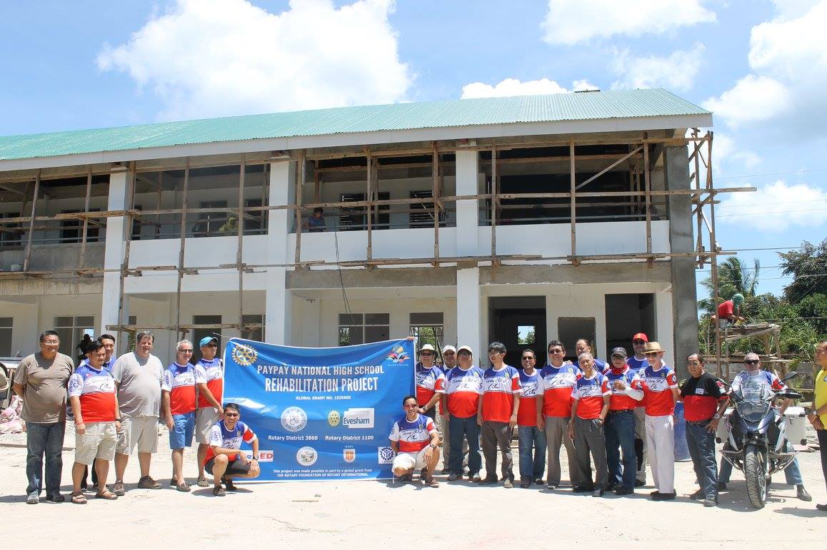 Paypay National High School Rehabilitation Project