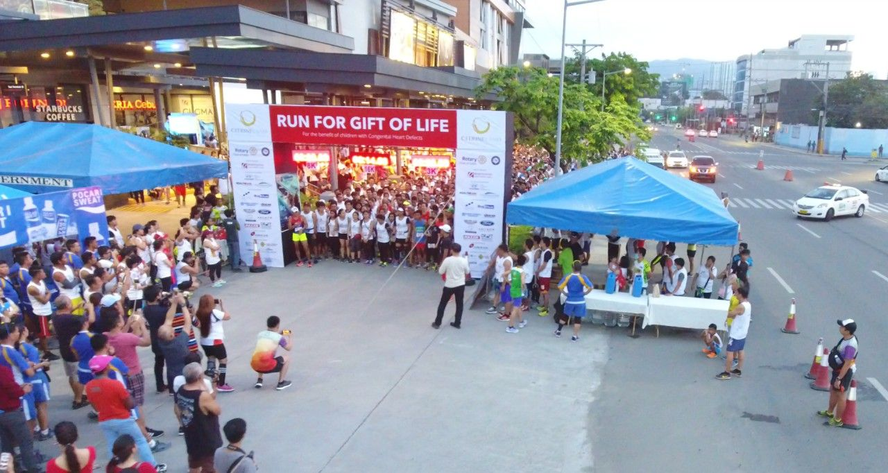 Run for Gift of Life 2017