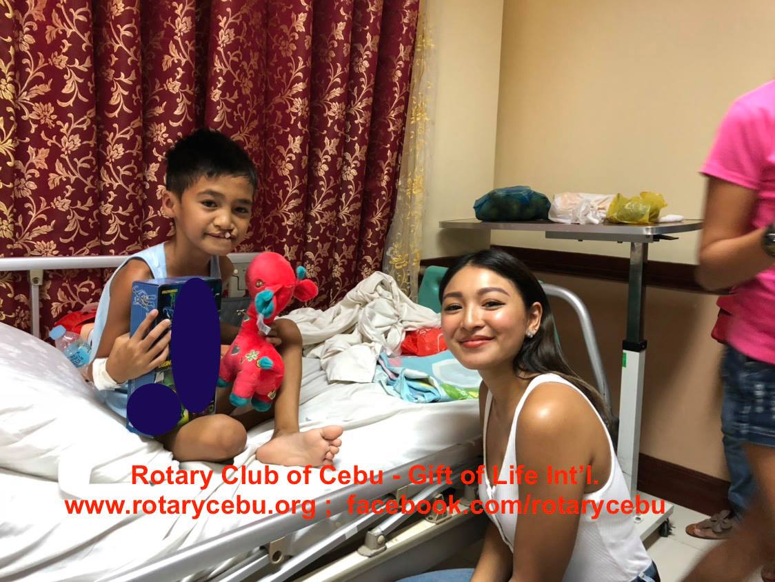 RCC – Gift of Life Philippine Ambassadress
