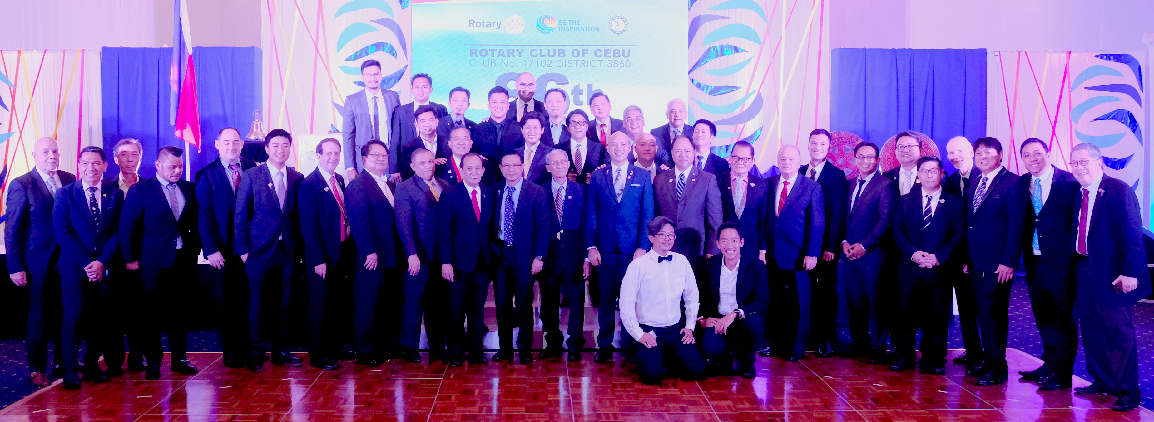 Rotary Club of Cebu Induction 2018-2019